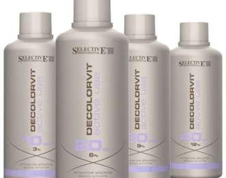 DECOLORVIT ACTIVE USE-szőkítő előhívó gél