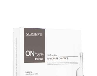 DANDRUFF CONTROL LOTION-korpásodás elleni ampulla 8×8 ml