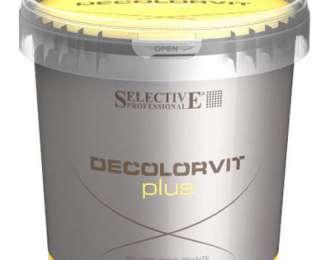 DECOLORVIT PLUS-porzásmentes szőkítőpor