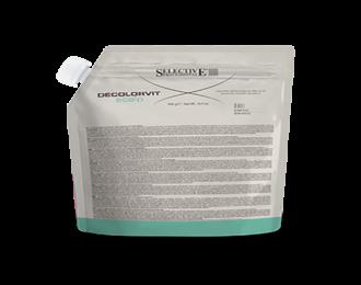 DECOLORVIT SCALP-vékony szálú hajra és fejbőrre használható szőkítőpor