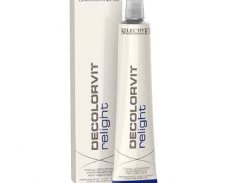 Decolorvit Relight-tonizálókrém szőkített melírozott hajra