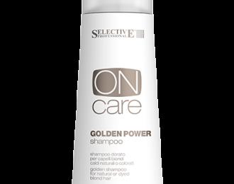 Golden Power Shampoo-pigmenttartalmú sampon 1000ml