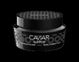 Ultimate Luxury Mask – mélytápláló maszk fekete kaviárral 250g