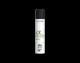 Alpha Keratin nedvesség taszító spray azonnali hatással